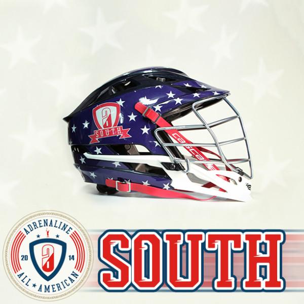 ADRLN All-American Game South Helmet