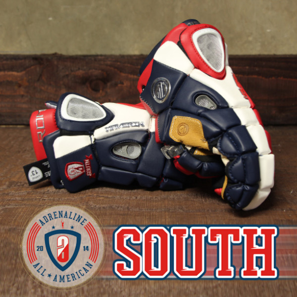 ADRLN All-American Game South gloves