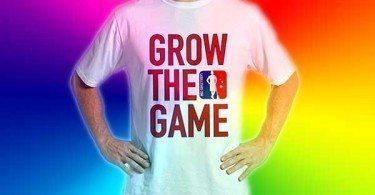 Custom Grow The Game Lacrosse Apparel