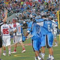 Major League Lacrosse: Ohio Machine vs. Boston Cannons 2014