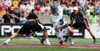 Bayhawks vs Lizards 7.26.14 Credit: Casey Kermes