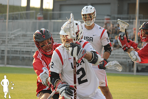 Canada vs United States 2014 World Lacrosse Championship Gold Medal Game