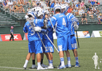 Israel Lacrosse Celebration