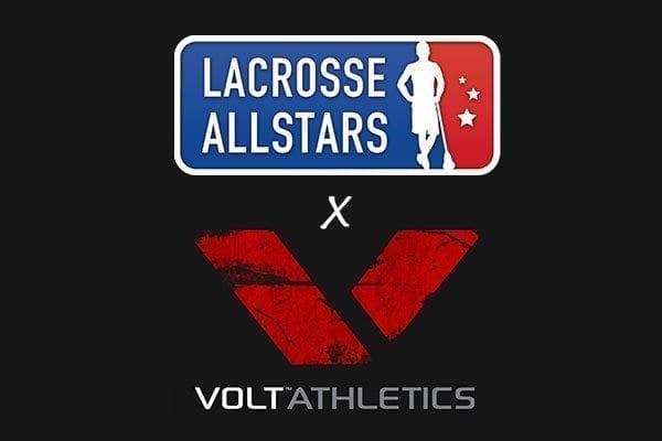 Lacrosse All Stars x Volt Athletics
