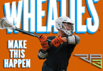 Rob Pannell wheaties box cover