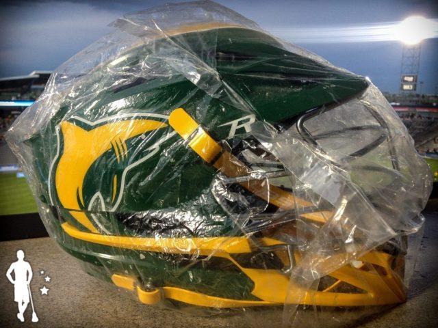 2014 Team Australia helmet