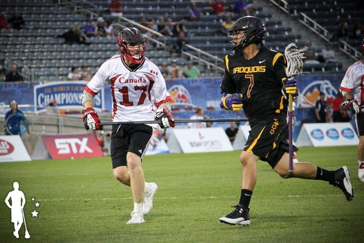 Iroquois v Canada 6.17 World Lacrosse Championship 2018 FIL Teams