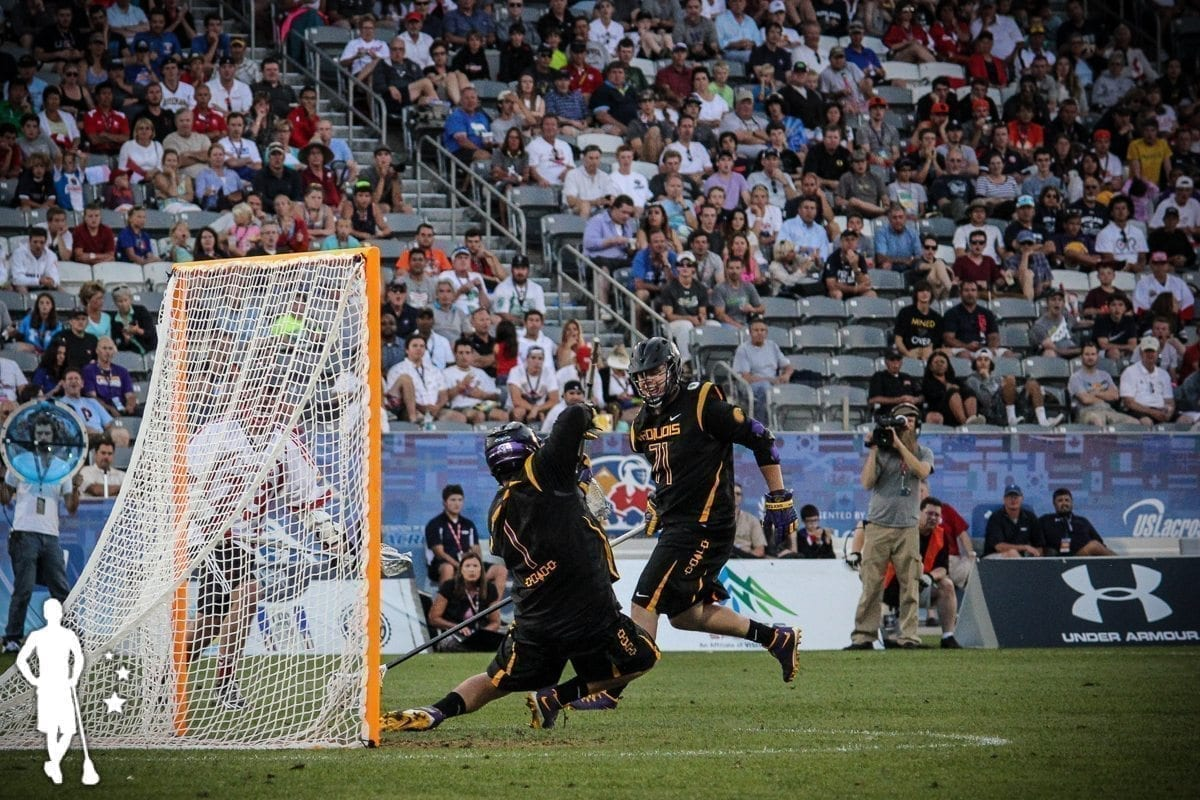 Iroquois v Canada 6.17 World Lacrosse Championship Opening Night
