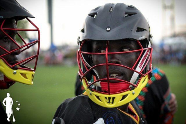 Belgium vs Uganda - 2014 World Lacrosse Championships