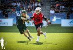 USA vs Australia - 2014 World Lacrosse Championship Semifinal Game Paul Rabil Trade