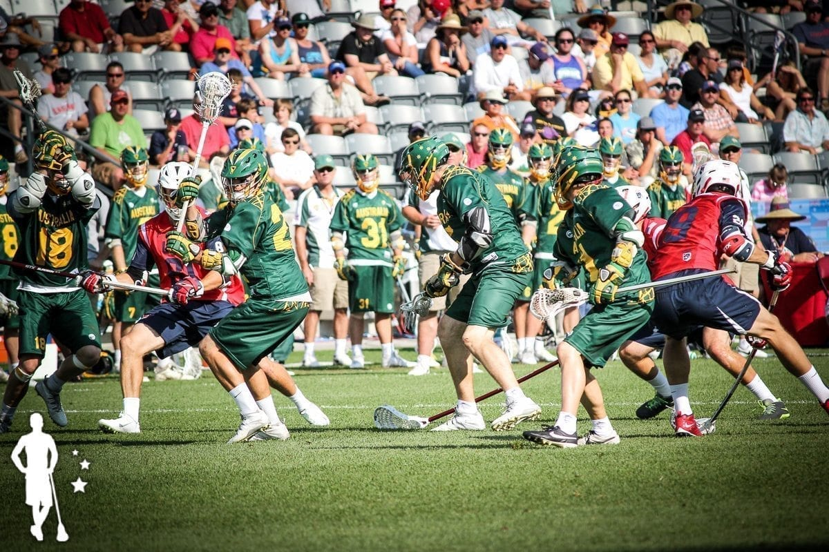 Image result for australia lacrosse 2018