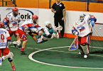 MSL Finals 2014 Peterborough Lakers vs Six Nations Chiefs