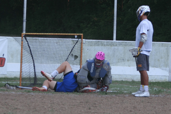 Cincinnati Ohio box lacrosse