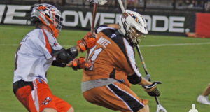 2014 MLL Championship Game Denver Outlaws vs. Rochester Rattlers lacrosse news