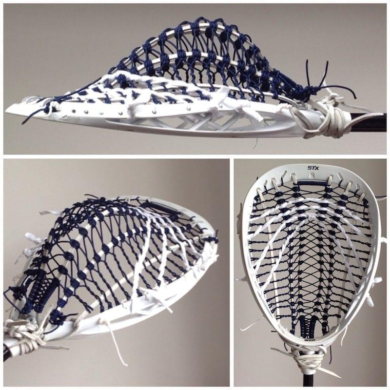 english stringing lacrosse eclipse stx