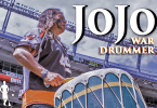 JoJo War Drummer Denver Outlaws