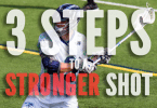 3-STEPS to a stronger shot