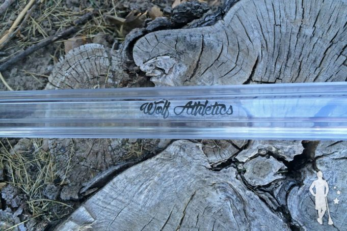 Ghost shaft from Wolf Athletics review