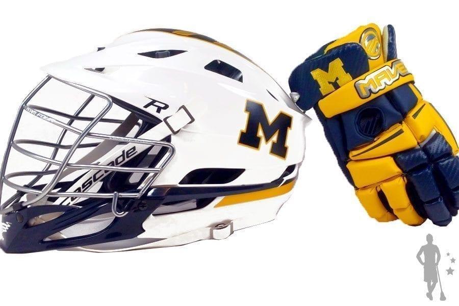 2015 Michigan Lacrosse Gear