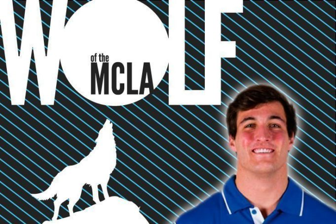 Wolf of the MCLA Adam Smith Boise State University
