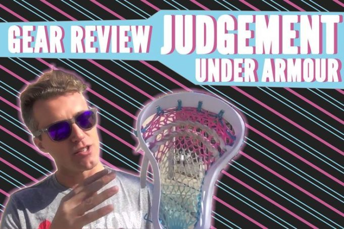 Gear Review: Judgement Head from Under Armour lacrosse