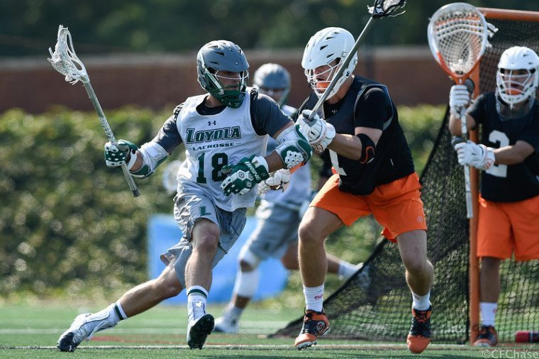 get better at lacrosse