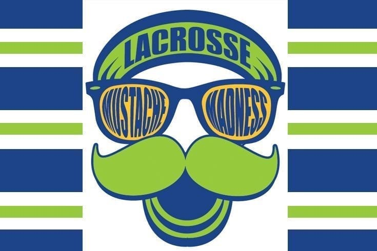 Lacrosse Mustache Madness HEADstrong Foundation 2014