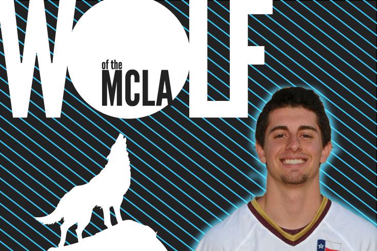 Wolf of the MCLA: Bucky Desadier