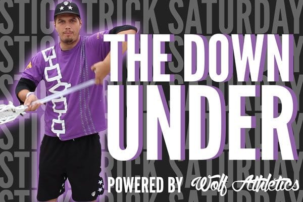 Stick Trick Saturday: The Down Under
