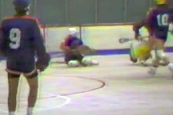 John Tavares 1988 Lacrosse