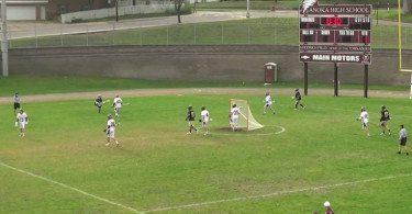 Anoka High School lacrosse