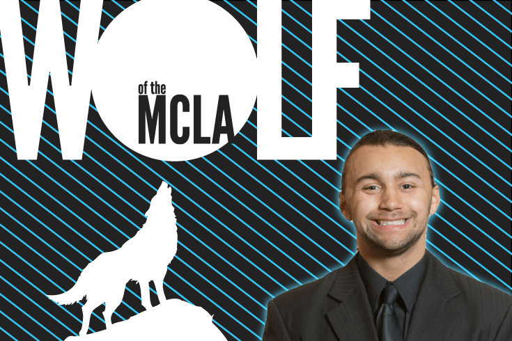 Wolf of the MCLA: Bayne Bosquet
