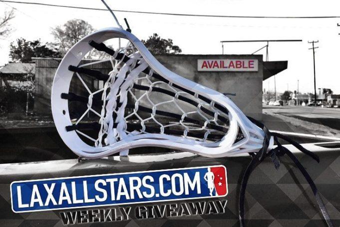 Win a Rabil 2 Lacrosse Head