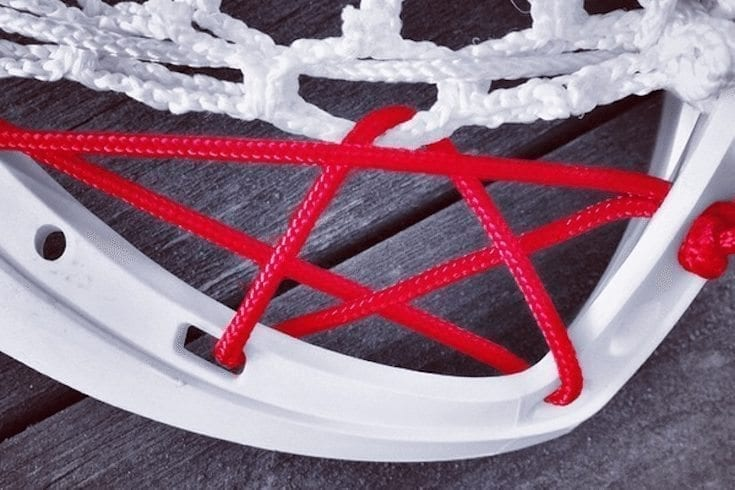 LaxAllStars Top String