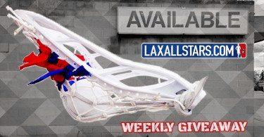Win an Optik Lacrosse Head