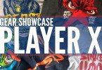 Player X Apparel Showcase