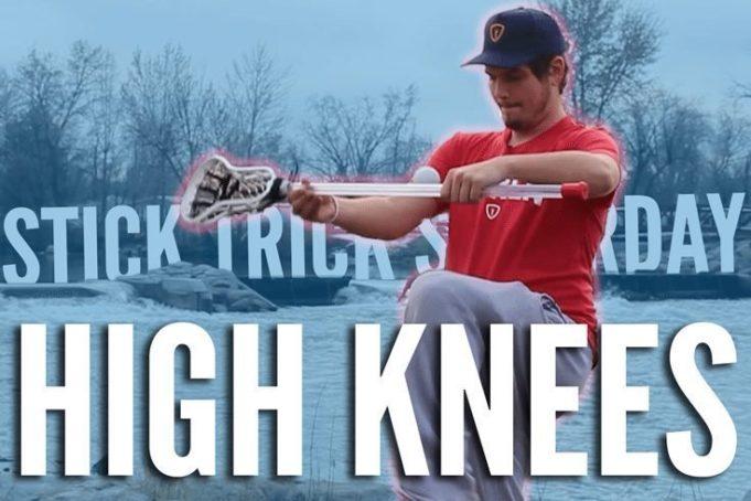 Stick Trick Saturday: High Knees