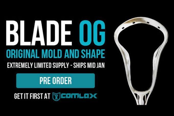 Warrior OG Blade Preorder ComLax