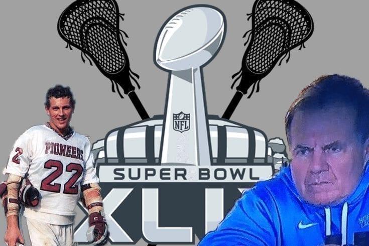 Lacrosse in Super Bowl XLIX