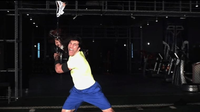 Paul Rabil Lacrosse Shot Technique
