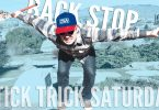 Stick Trick Saturday Back Stop