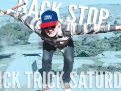 Stick Trick Saturday Back Stop