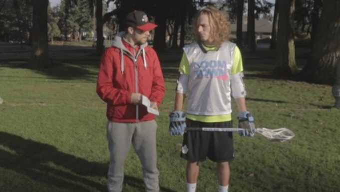 Lacrosse Recruiting with Connor Martin