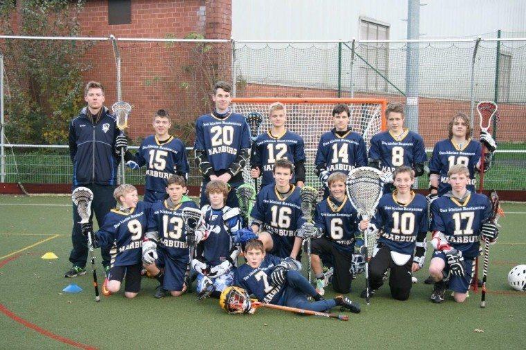 Marburg Saints Germany Lacrosse