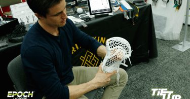 Tie Up Tuesday: Jake McCampbell, StringKing Lacrosse