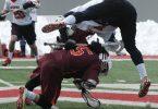 Virginia Tech vs Davenport MCLA 2015 lacrosse