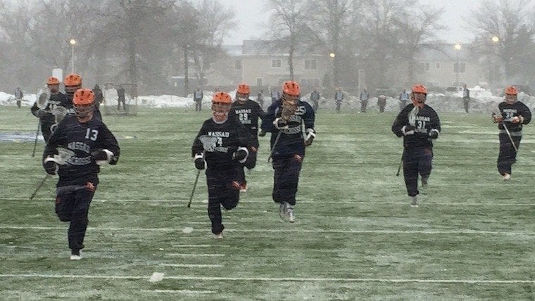 junior college snow lacrosse