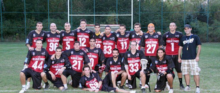 Serbian Lacrosse Belgrade Zombies