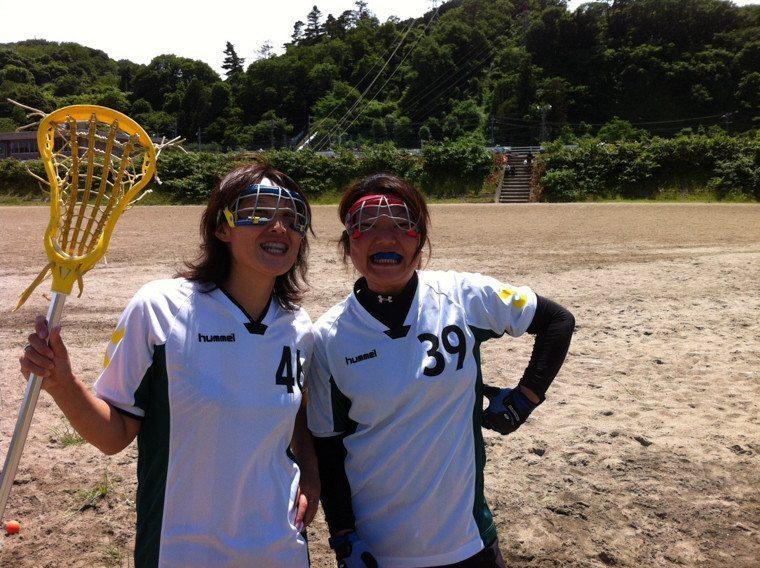 womens lacrosse in Japan