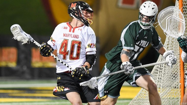 Maryland Vs Loyola Big Ten